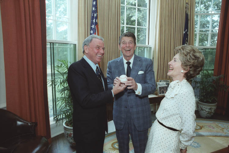 Frank and The Reagans